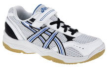 Asics Women's Seigyo VC PS white blue black